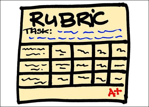 5 ways to create great rubrics