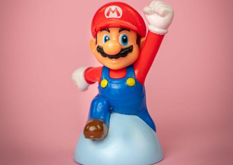 An image of Super Mario